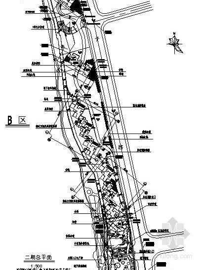 [南京]某居住区景观工程施工图