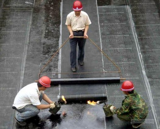建筑工程防水详细施工做法培训讲义(图文并茂)