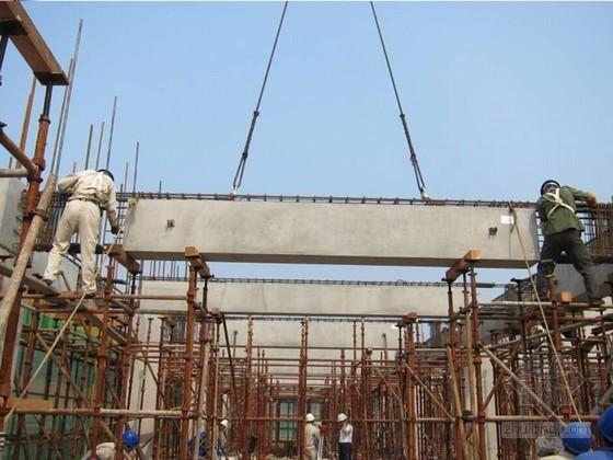 建筑工程装配式混凝土结构生产及施工技术培训讲义(160页大量附图)