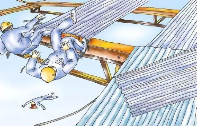外脚手架预防措施资料下载-注意 建筑施工五大伤害及预防措施