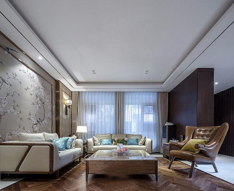 280㎡新中式别墅