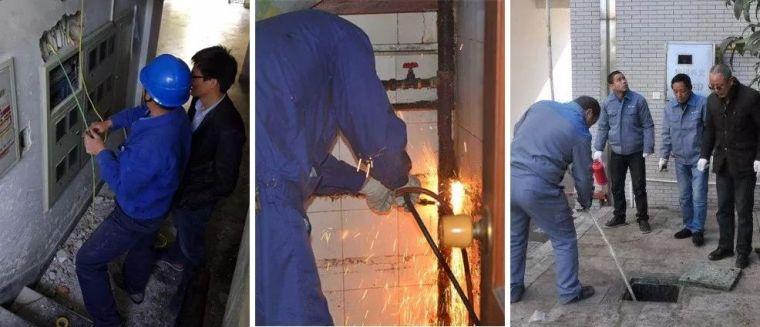 机电工程做好过程实录,即利于施工质量,又利于物业维护