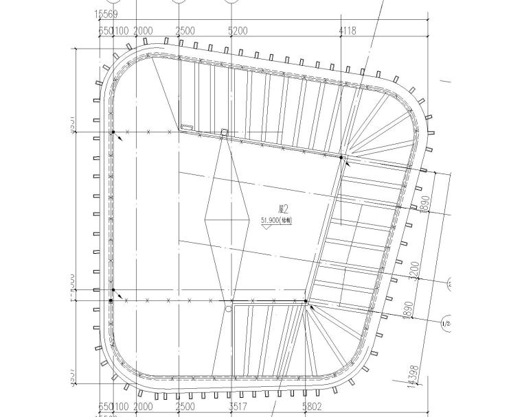 [江苏]某奥体中心体育场强电图纸_3