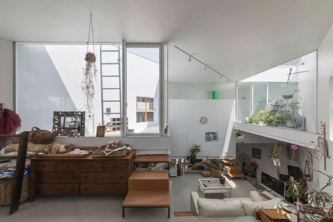这些日本房子看着很简陋,但空间布局令人咋舌!_74