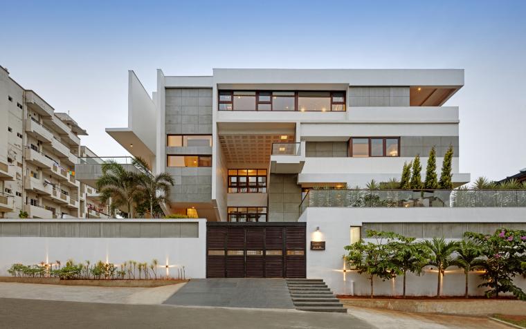 印度高挑住宅