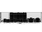 [福建]酒店施工图(建筑结构水电暖16年审查合格终板)