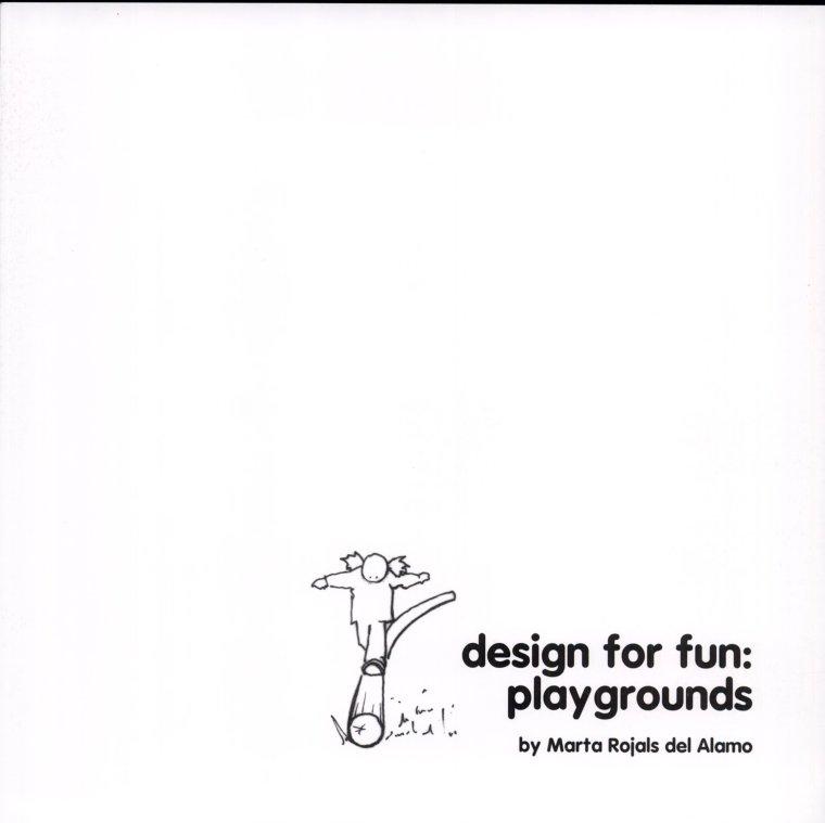 景观书籍-户外儿童乐园设计-DESIGNFORFUNPLAYGROUNDS