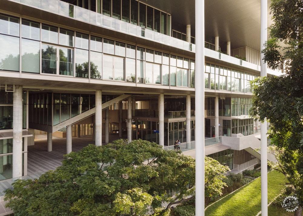 净能耗为零的开放建筑,为节能设计提供全新思路_12