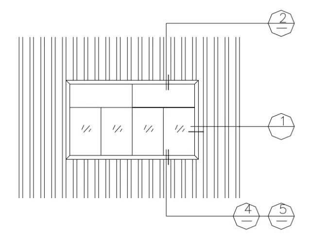 钢结构建筑构造图集[窗口包边]