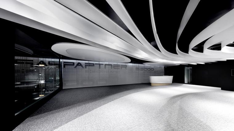 武汉Pinwell创意办公展厅-5