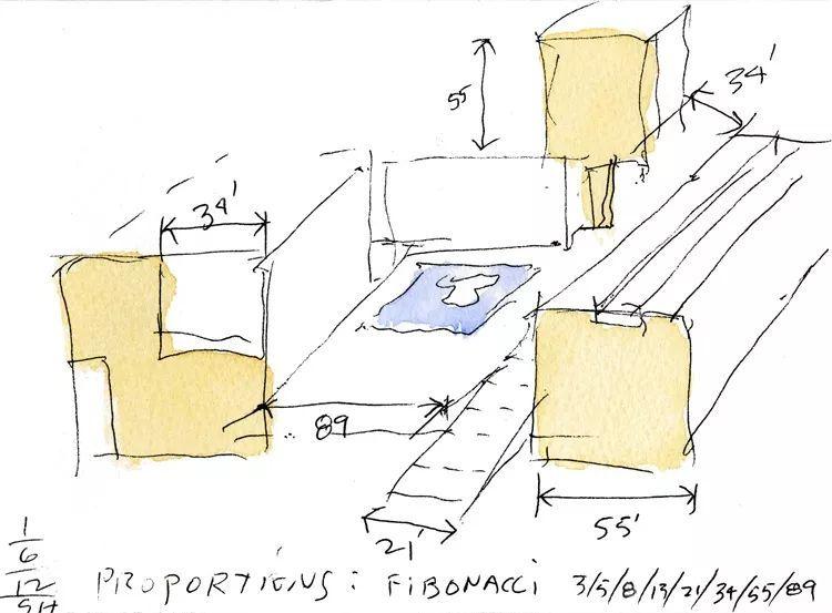 斯蒂文·霍尔在中国的首个作品展,向我们摊开了他个人的手绘本_33