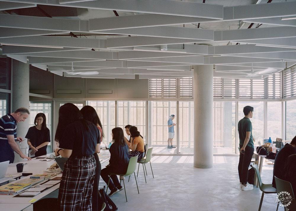 净能耗为零的开放建筑,为节能设计提供全新思路_21