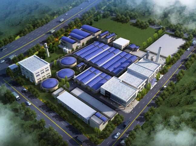 污水处理厂改扩建工程安全生产策划书