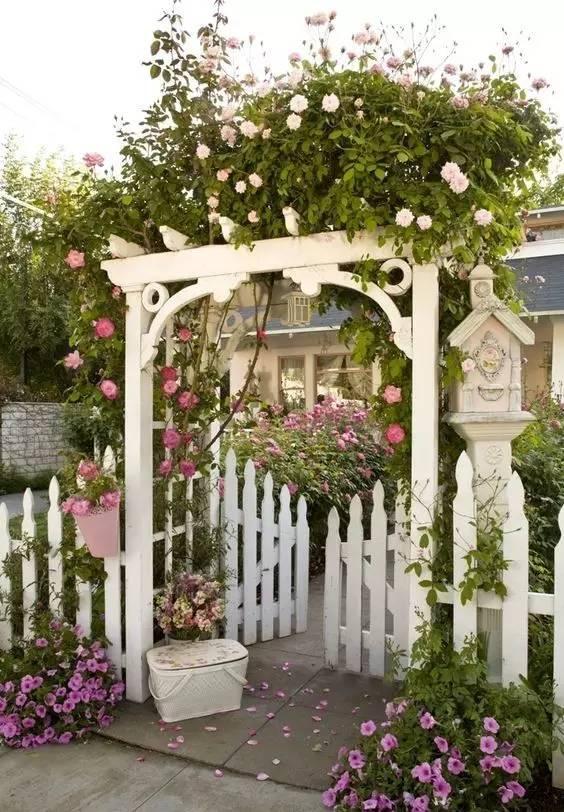 50款·漂亮的庭院入口_39