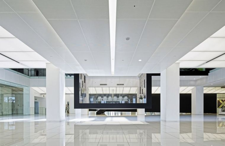 """创造工作的""""心流""""状态,上海巨人网络办公室"""