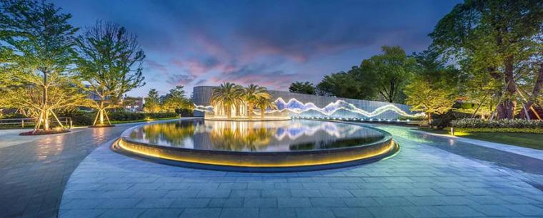 广州龙湖天奕的住宅景观-8