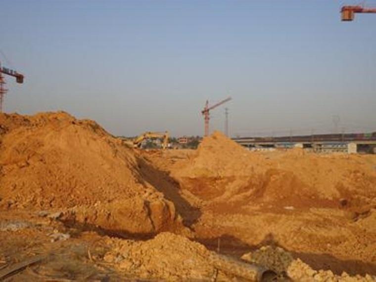 基坑土方技术措施