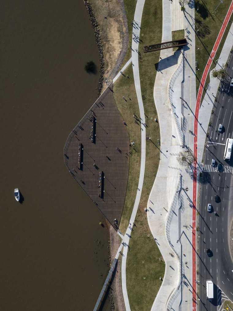 巴西阿雷格里港滨水公园-7