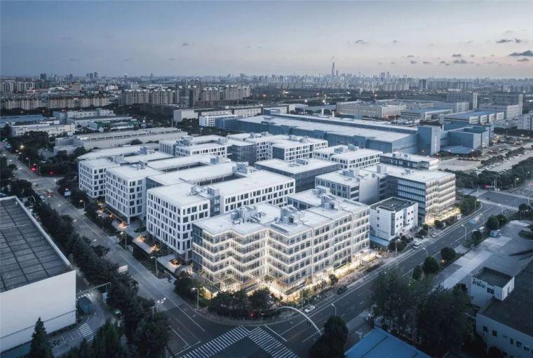 新作 | 上海自贸壹号生命科技产业园 / 大形设计