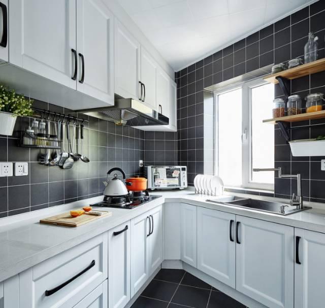 这样设计厨房,美观又实用,果断收藏~_14