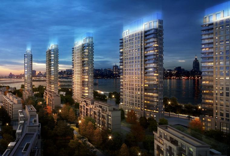 [广东]珠江安康苑新中式风格居住区建筑方案文本(JPG+126页)
