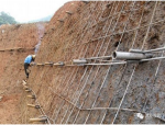 土钉墙支护设计的感想