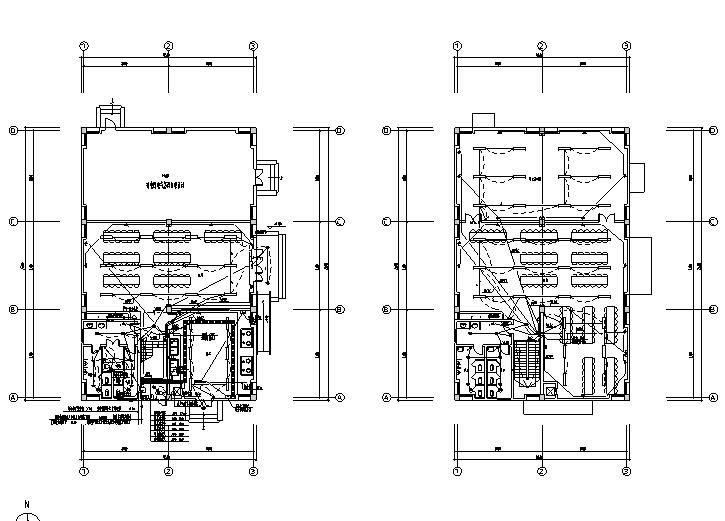 江苏工厂电气施工图
