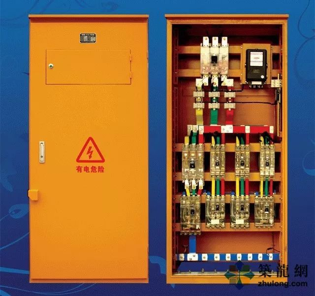 施工现场临时用电配电箱(柜) 标准化配置图集