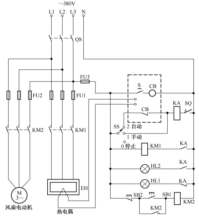 [电气分享]电气自动控制电路图实例精选,快收藏!_14