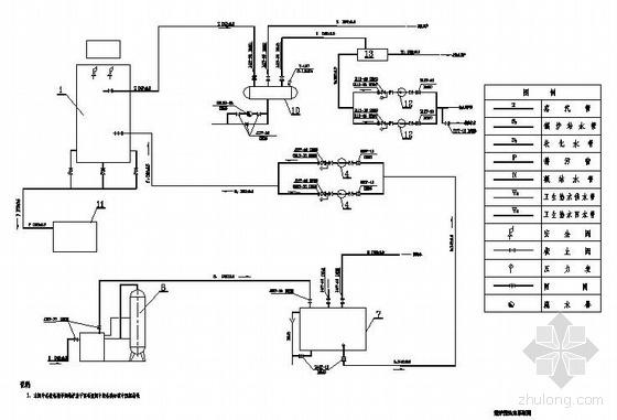 小型燃煤锅炉房设计图