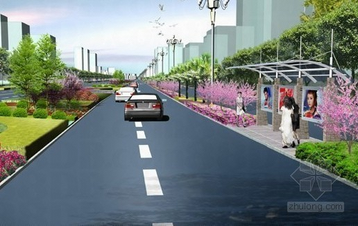 [北京]市政道路工程施工组织设计(城市次干路)