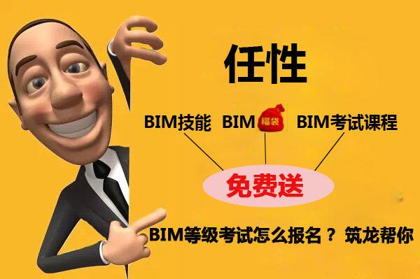BIM等级考试轻松过,建筑界未来是你的
