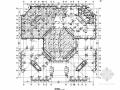 三层框架剪力墙结构城市展览馆结构亿客隆彩票首页图