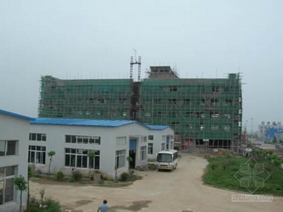 [广西]综合楼及厂房工程监理实施细则 125页(框架、钢结构)