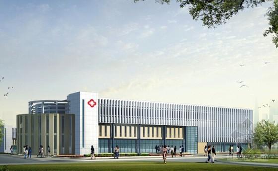 [福建]医院楼景观工程量计算及预算书