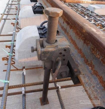[四川]高速铁路工程双块式无砟轨道铺设施工工艺