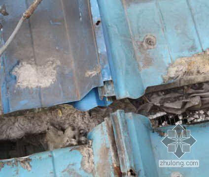 某厂房屋面防水渗漏维修方案