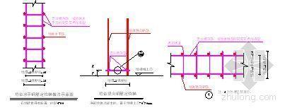 黄岛某海关综合楼钢筋施工方案