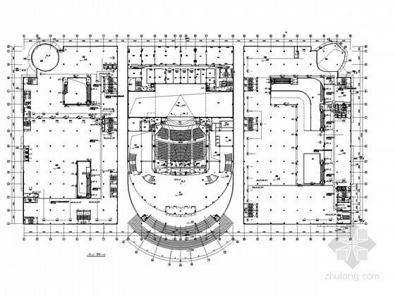 [江西]多功能城市综合体电气施工图纸