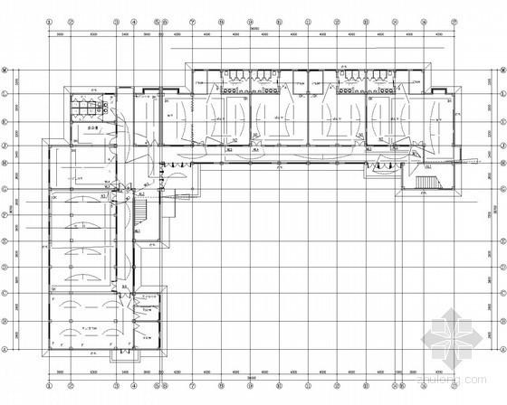 [安徽]幼儿园、小学、中学电气施工设计图纸(可供参考)