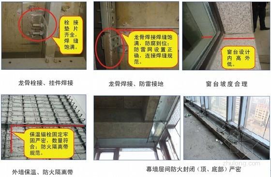建筑工程土建及安装样板工程质量标准化图册(附图较多)