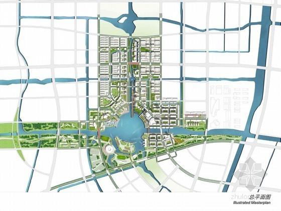 [杭州]新城总体规划设计