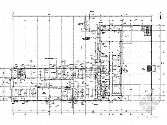 [山东]工业厂房水电暖改造施工图纸