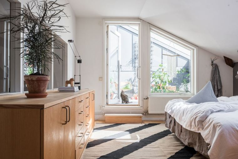 斯德哥尔摩顶层公寓改造-1 (8)