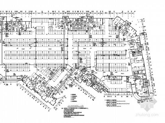 [湖北]高层住宅楼强弱电系统施工图160张