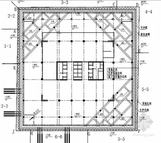 [广东]四层地下室基坑开挖支护施工组织设计(专家论证)