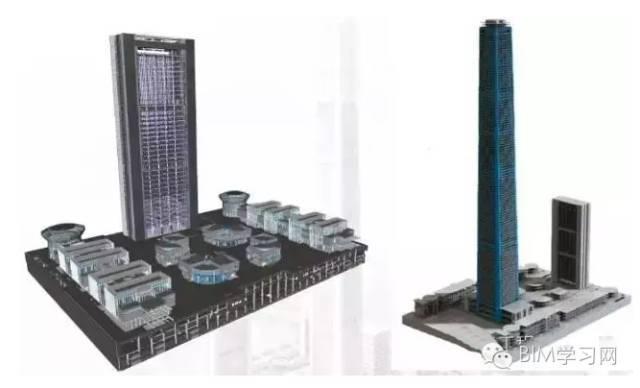 BIM案例:BIM技术在中国结构第一高楼中的综合应用