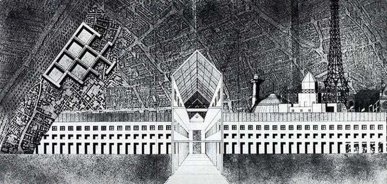 可以和柯布西耶相提并论的建筑大师