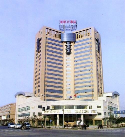 [浙江]地上23层框架核心筒结构豪华大酒店结构施工图(含建施)