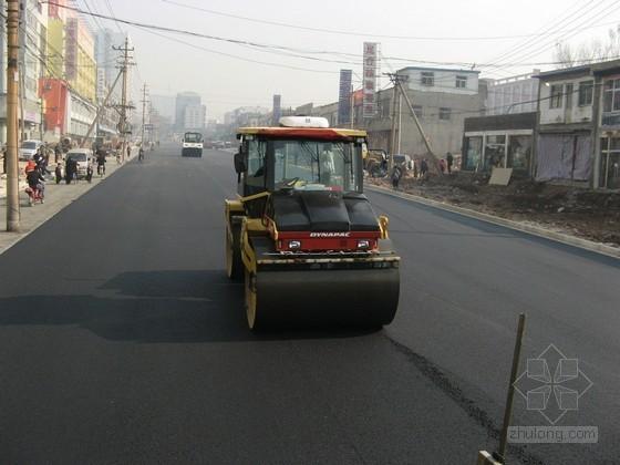 [江苏]市政道路改造工程投标施工组织设计100页(道排)